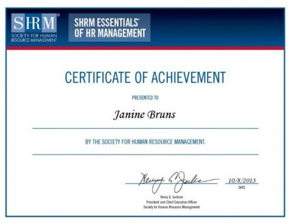 SHRM Human Resource Essentials®