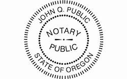 notary seal photo