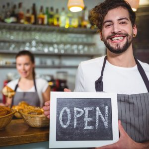 Going into Business: First Steps