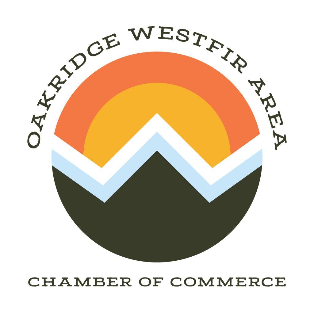 Oakridge Westfir Area Chamber of Commerce logo