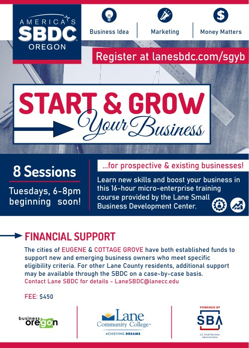 Start and Grow Flyer